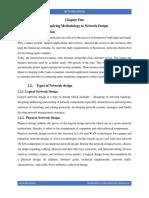 Network Design Chapter 1
