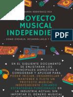 Proyecto musical independiente
