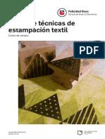 Taller de Técnicas de Estampación Textil_2017