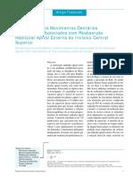 As Direções dos Movimentos Dentários Ortodônticos Associados com Reabsorção Radicular Apical Externa do Incisivo Central Superior