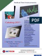Netech Catalog 2011