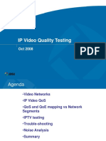 Video Quality Testing Oct 08