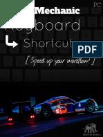 Photo Mechanic Shortcuts PC