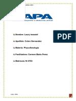Analiza La Neurofisiología Del Sueño y Despertar