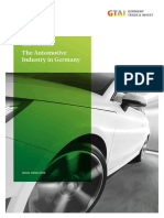 germany  Industry Overview Automotive