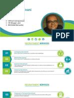 Sagar Jivani - Professional Profile++
