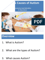 Causes & Types of Autism.pptx