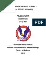 Genomic MRIN Felicia