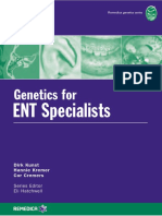 Genetics of Ent Specialitis