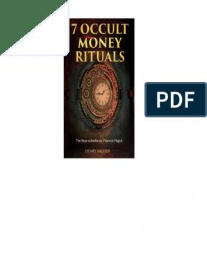 7 occult money rituals - Archer pdf