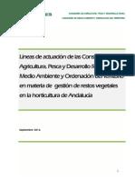 2016 Estrategia Restos Vegetales