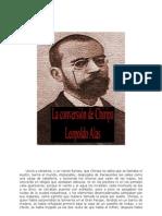 Alas Clarin Leopoldo - La Conversion de Chiripa