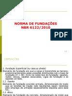 Aula Nbr 6122 Ceub PDF