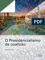 Presidencialismo coalizão