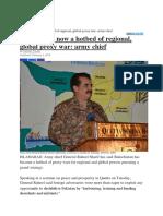 Tribune - Baluchistna a hotbed for Proxy war.docx