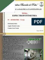 ESPECTROFOTOMETRIA.ppt