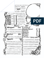 Character Sheet by James v West r1