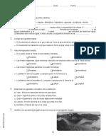 Soc 1eso and Evaluacion Inicial
