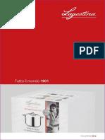 Catalogo Lagostina 1901 2014