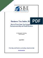 USA Business Tax Index 2013.pdf