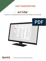 EXLerate Brochure
