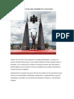 Analisis Estatua de Rumiñahui
