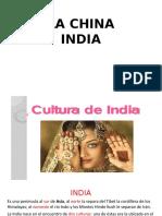 3 B INDIA Y CHINA