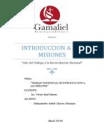 Trabajo Individual - Introduccion a Las Misiones