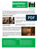 newsletter winter 2018