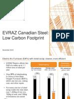 Electric Furnace Steel