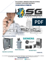 Catalogo General SG INGENIERIA INDUSTRIAL CA - Oficial