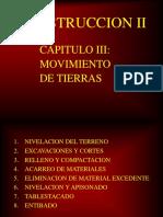 Construccion II-cap III - Movimiento de Tierras (1)