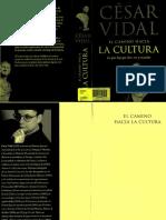 Camino hacia la cultura - César Vidal