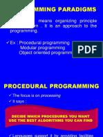 5 General OOP Concepts