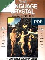 the language crystal
