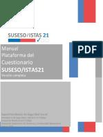 Manual de Uso de Plataforma ISTAS