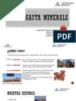 Antofagasta Minerals GP