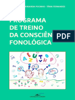 Programa de Treino Da Consciência Fonológica