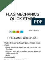 Flag Mechanics Quick Start 2015