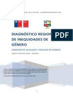 Diagnóstico Regional de Inequidades de Género - Maule
