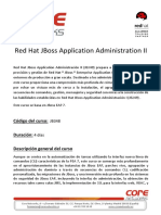 Red Hat JBoss Application Administration II JB348 1