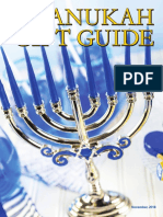 Jewish Standard Chanukah Gift Guide 2018