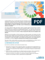 SDG Report Fact Sheet Latin America and the Caribbean Es