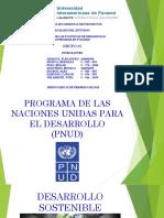 Políticas de Desarrollo Sostenible en Panamá