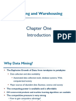 Chapter 1 Data Mining Lecture Note