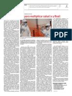 Diario Granma. 15 noviembre de 2018. p.5.