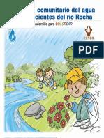 Monitoreo Comunitario del Agua en la nacientes del Río Rocha