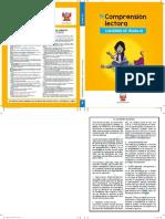 Comprension lectora cuaderno de trabajo Secundaria 3.pdf