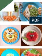 Ideias Pratos Fruta