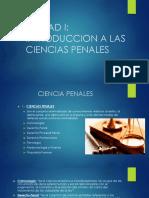 La criminologia en Bolivia